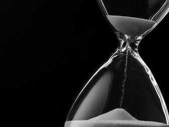 Le temps nous obsède, le temps nous échappe