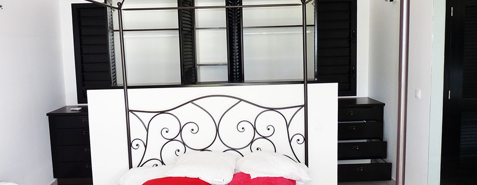 chambre 1 - NB designer- agencement intérieur en Guadeloupe