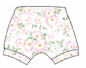 Wild Rose Shorts