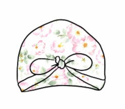 Wild Rose Turban