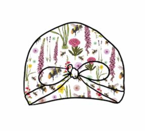 Cottage Garden Turban