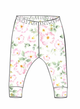 Wild Rose Leggings (From 18-24m)