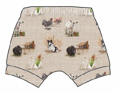 Home Farm Shorts