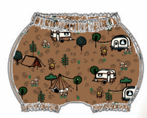 Wild Camping Bloomers