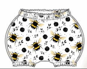 White Bee Bloomer