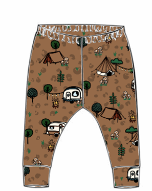 Wild Camping Leggings (From 18-24m)