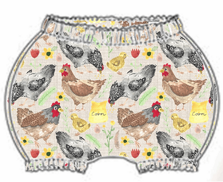 Lets Talk About Chickens Bloomers