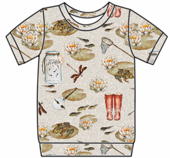 Pond Dipping Tee's