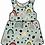 Thumbnail: Rainbow Pinafore Dress