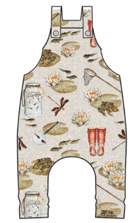 Pond Dipping Dungarees