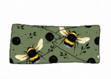 Green Bee Twist Headband