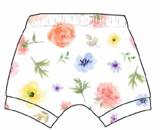 Flower & Bloom Shorts