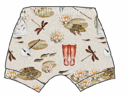 Pond Dipping Shorts