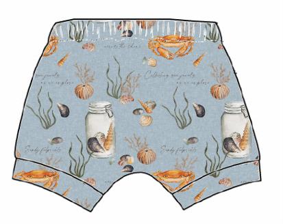 Sea Jewels Shorts