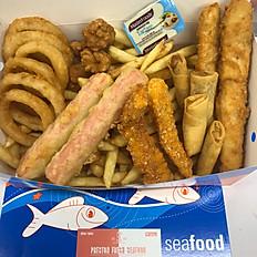 Preston Fresh's Seafood Basket