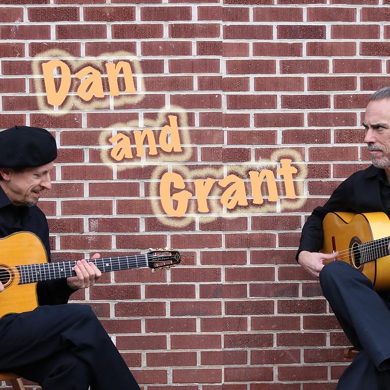 Grant Ruiz & Dan Fellman  - Flamenco Music & Wine Night (1)