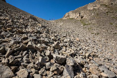 Randonnée dans le massif du Cotiella