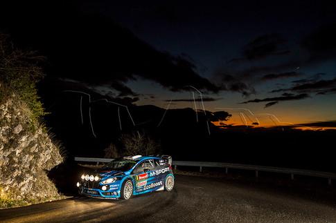Rallye de Monte Carlo 2016 - Eric Camilli