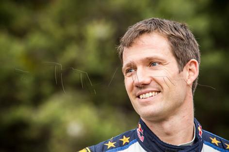 Sébastien Ogier champion du monde des rallyes