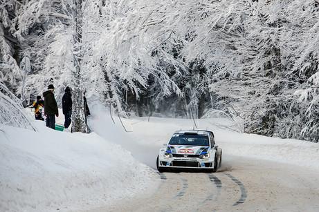 Rallye de Monte Carlo 2013 - Sébastien Ogier