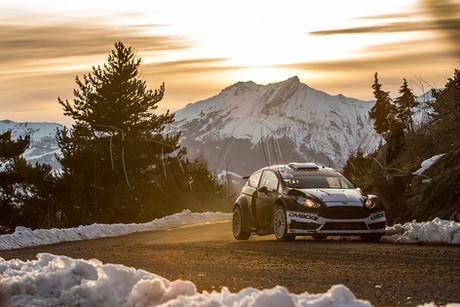 Rallye de Monte Carlo 2016 - Ott Tanak