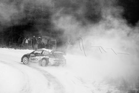 Rallye de Monte Carlo 2017 - Elfyn Evans