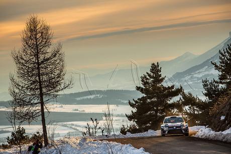 Rallye de Monte Carlo 2016 - Andréas Mikkelsen