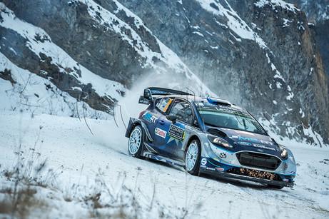 Rallye de Monte Carlo 2017 - Ott Tanak