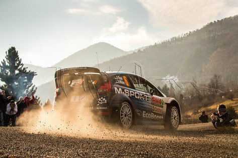 Rallye de Monte Carlo 2015 - Ott Tanak