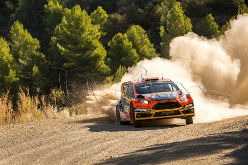 Rallye de Catalogne - Martin Prokop