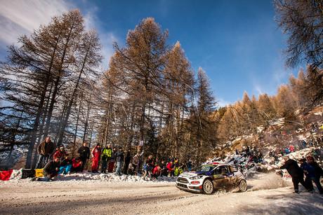 Rallye de Monte Carlo 2016 - Bryan Bouffier
