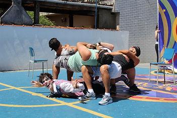 Team Building - Circo do Héldinho