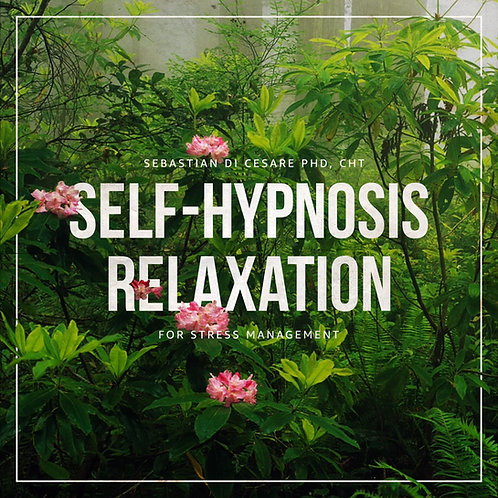 [30 Minute Audio] Self-Hypnosis Relaxation for Stress Management - MP3