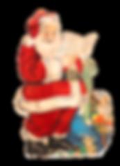 A Very Vintage Christmas | Santa