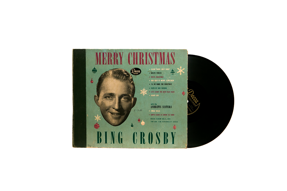 A Very Vintage Christmas | Vintage Record