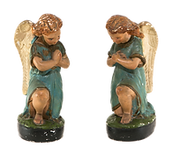 A Very Vintage Christmas | Angels