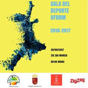 La UFDRM celebra su I Gala del Deporte