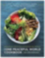 One peaceful world cookbook.jpg