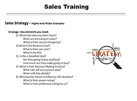 Complex Sales Training Sales Strategy San Diego Consulting California