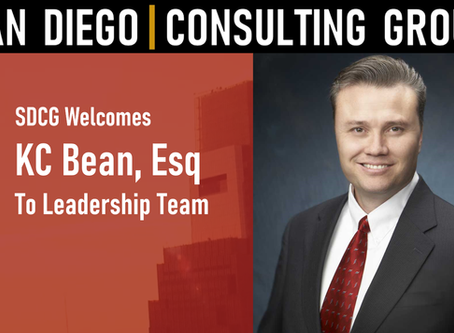 San Diego Consulting Group Welcomes KC Bean to Executive Leadership Team