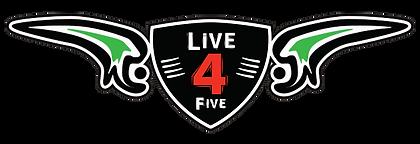 Live4Five Logo