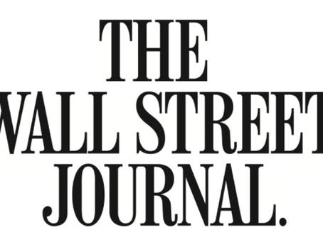 Wall Street Journal - Alcohol Break