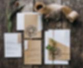 Sustainable Wedding Hochzeitspapeterie