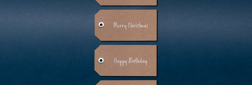 Gift Tags - Henry