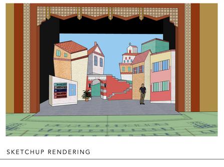 SketchUp Rendering (Preliminary)