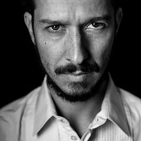 Olivier Déjean portrait 2