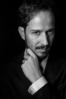 Olivier Déjean portrait 1