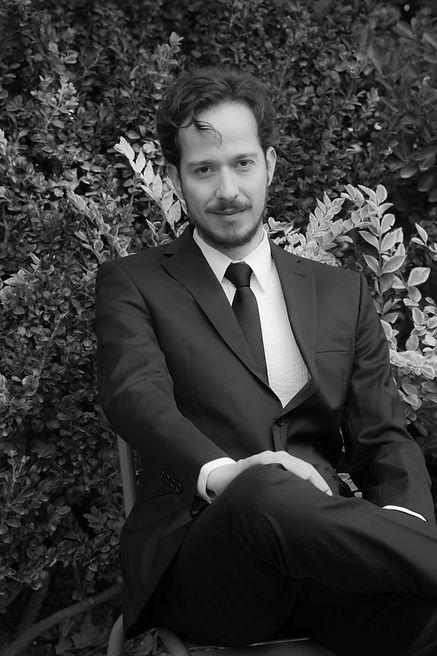 Olivier Déjean au jardin du Luxembourg 3