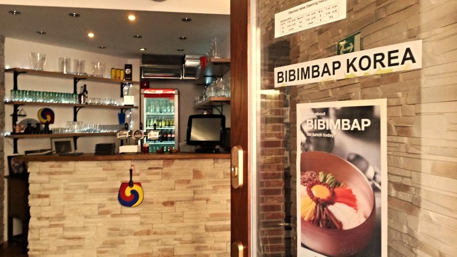 Bibimbap KOREA Praha