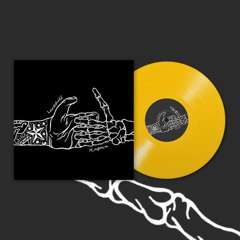 Larkhill Vinyl - Yellow Varient